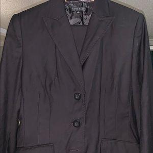 Worn Anne Klein Suit